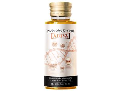 quy cách sản phẩm collagen ADIVA