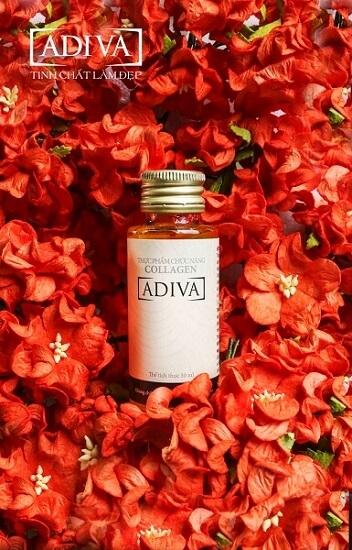 Collagen ADIVA vinh dự nhận giải thưởng đẹp giá trị vàng