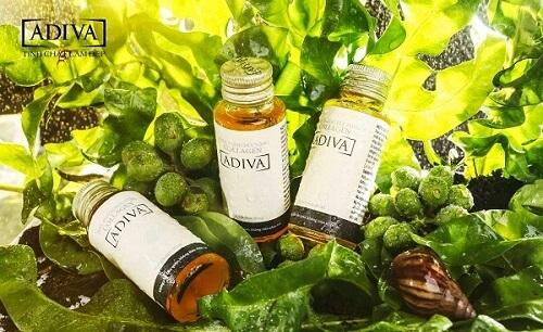 collagen Adiva giúp da mềm mại ẩm mịn