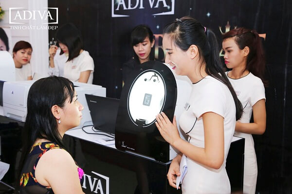 Đêm tôn vinh quyền năng sắc đẹp tại TP Hồ Chí Minh