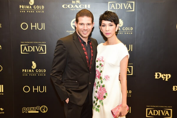 Vinh danh Collagen ADIVA trong đêm trao giải đẹp giá trị vàng