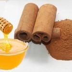 Công dụng của bột quế trong làm đẹp - Cách làm mặt nạ bột quế - tri mun bang mat ong va bot que 150x150