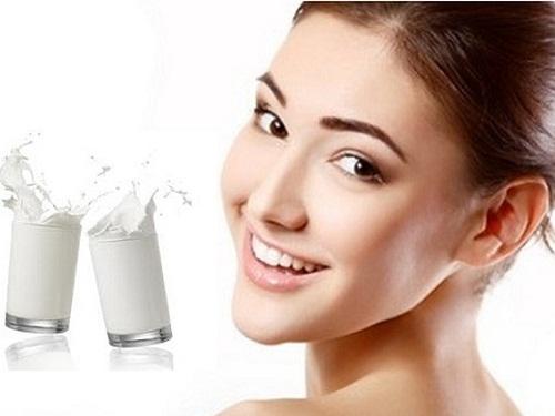 3 cách dùng sữa tươi hết hạn sử dụng để chăm sóc da - lam dep 1 OMQE