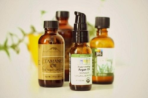 Cách làm đẹp bằng dầu thiên nhiên an toàn và hiệu quả - hình các loại tinh dầu