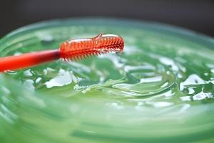 Cách làm kem dưỡng nha đam tái tạo da, xóa nhăn, mờ thâm - gel nha đam