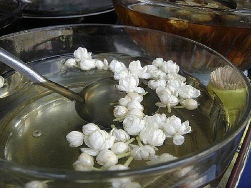 Tác dụng làm đẹp của hoa nhài