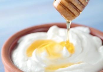 hình mật ong - sữa chua