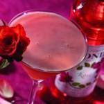 Bí quyết làm đẹp da từ các loại rượu - hình rượu hoa hồng 150x150
