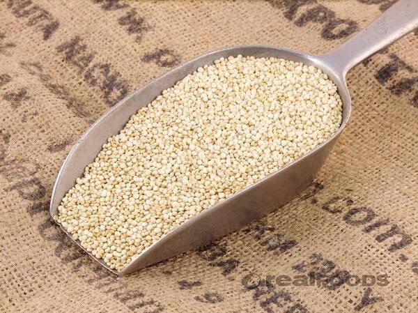 Công dụng làm đẹp da của hạt diêm mạch quinoa