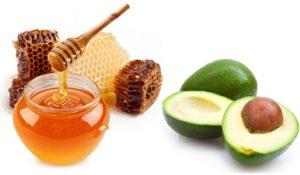 3 công thức làm căng da mặt từ tự nhiên rất hiệu quả - hình bơ mật ong 300x175