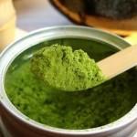 Cách đắp mặt nạ trà xanh sữa chua không đường - hình bột trà xanh1 150x150