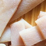 Bổ sung collagen bằng da heo – các món ngon từ da heo - hình da heo luộc 150x150