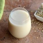 Cách làm sữa gạo Hàn Quốc ngon bổ lại còn đẹp da - hình ly sữa gạo Hàn Quốc 150x150