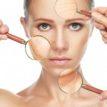 4 lý do bạn phải uống bổ sung collagen ngay từ bây giờ - hình phụ nữ bi khô sạm dalão hóa 150x150