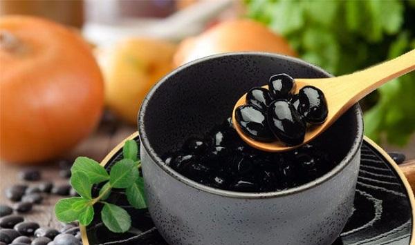 giảm cân hiệu quả với đậu đen