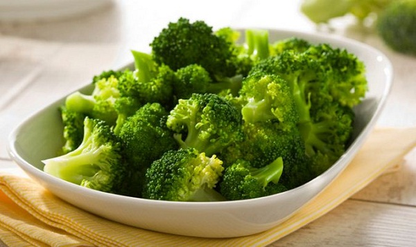 18 loại thực phẩm giúp bạn ngăn ngừa nếp nhăn, chống lão hóa - bông cải xanh