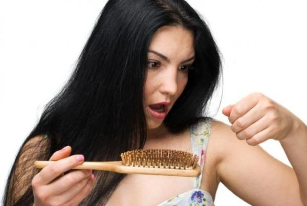 stress - rụng tóc