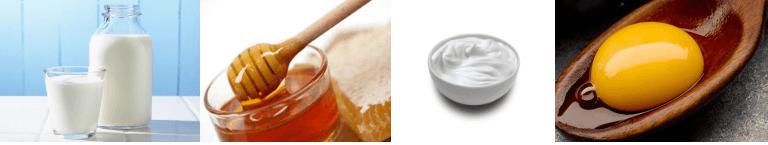mật ong, trứng gà giúp làm đẹp sau sinh toàn diện