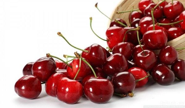 7 loại trái cây giúp tăng cường hệ miễn dịch của bạn một cách tự nhiên - quả anh đào