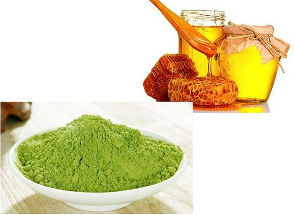 Cách trị mụn bằng bột trà xanh hiệu quả