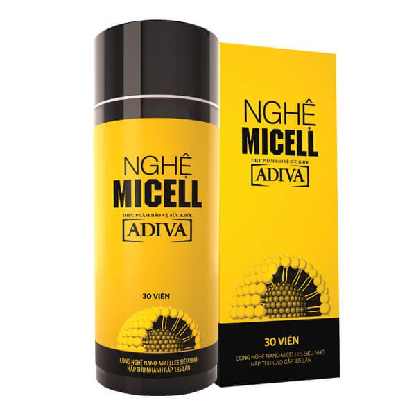 Nghệ Nano Micell ADIVA - 600 600 1