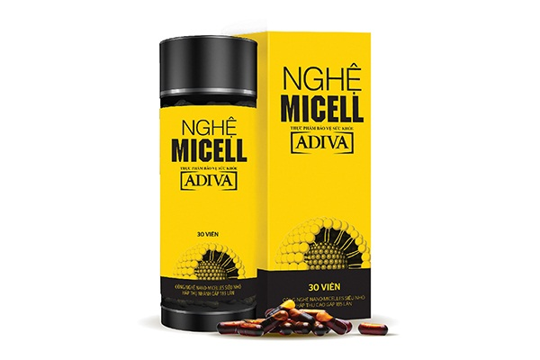 Nghệ Micell ADIVA. 2