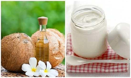 cách chăm sóc da mặt bằng dầu dừa 2