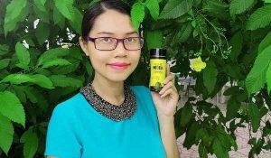 """Chia sẻ của Trần Thị Phương Anh: """"Uống nghệ Micell không những bao tử hết đau mà còn đẹp da nữa"""" - Tran Thi Phuong Anh1 1 300x175"""