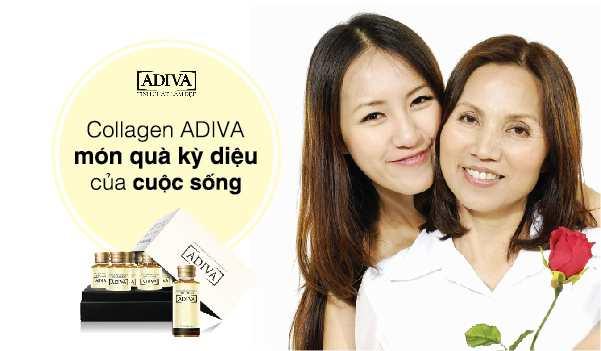 collagen ADIVA tac dung hieu qua