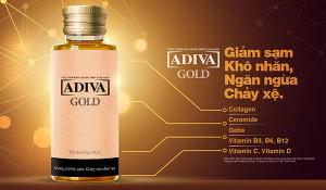 Hỏi: Uống Collagen ADIVA GOLD bao lâu thì nhận biết được sự thay đổi? - adiva gold 2 300x175