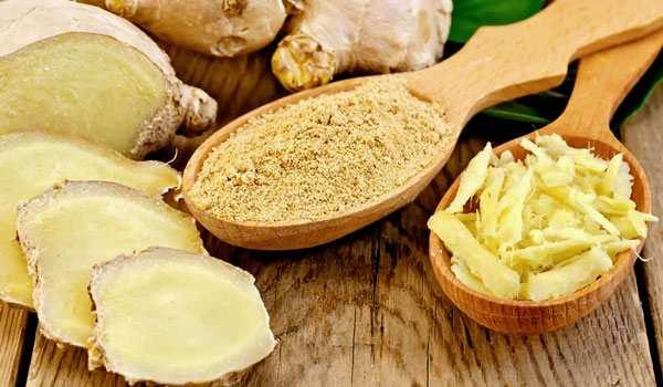 10 loại thảo mộc giúp giảm đau hiệu quả bệnh viêm khớp - gừng