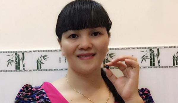 """Chị Nguyễn Thị Hồng Phượng chia sẻ: """"Dạ dày khỏe mạnh và da lại đẹp hơn khi dùng Micell ADIVA - nguyen thi hong phuong2 600x350"""