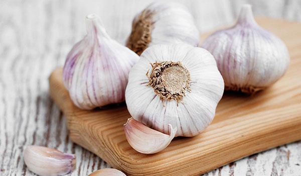Bệnh đầy hơi và cách điều trị bệnh - 04 Garlic Immune boosting foods 469904627 Ls9907