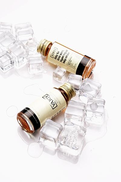 liệu trình uống Collagen ADIVA