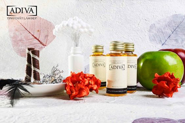 sản phẩm collagen ADIVA
