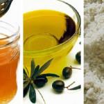 5 cách làm mặt nạ trắng da tại nhà an toàn và hiệu quả - o liu cam gao mat ong 150x150