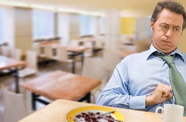 nguy cơ cao mắc bệnh dạ dày