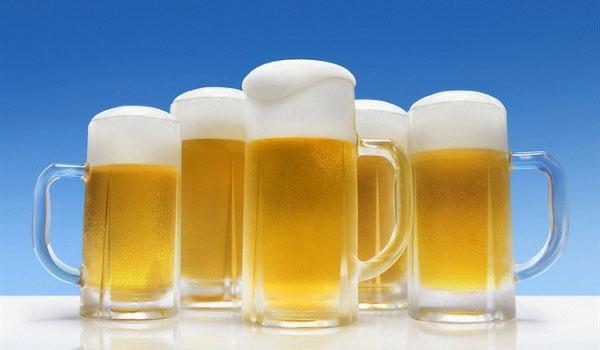 Cách trị nám má bằng bia