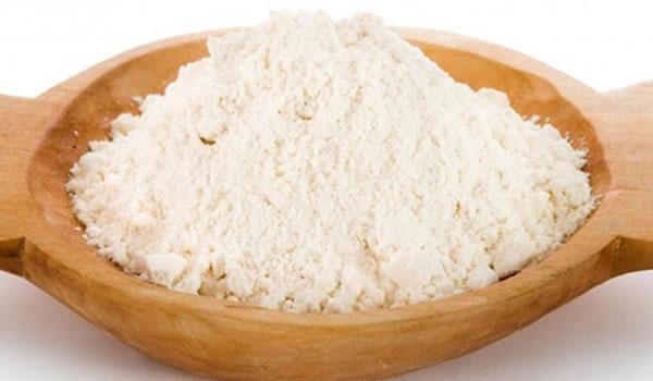tắm trắng bằng bột gạo