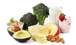 Ăn gì đẹp da chống lão hóa hiệu quả cho phụ nữ tuổi 40? - thuc pham giau canxi 150x88