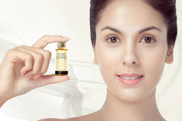collagen ADIVA xóa mờ vết nám