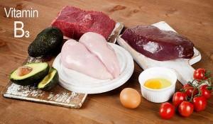 Vitamin B3, B6, B12 có tác dụng gì đối với da? - Vitamin B3 300x175