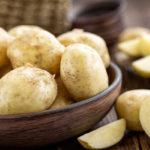 Cách làm trắng da bằng khoai tây