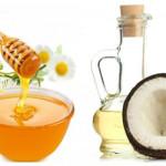 Cách chống lão hóa da tự nhiên bằng dầu dừa, dầu ô liu và dầu gấc cực kỳ hiệu quả - dau dua mat ong 150x150