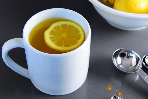 uống gì chống lão hóa da - nước chanh
