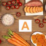 Bạn đã biết vitamin nào tốt cho da nổi mụn chưa? - vitamin A 1 150x150