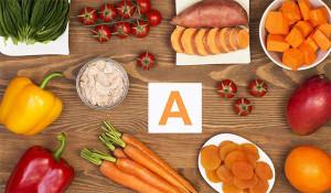 Bạn đã biết vitamin nào tốt cho da nổi mụn chưa? - vitamin A 1 300x175