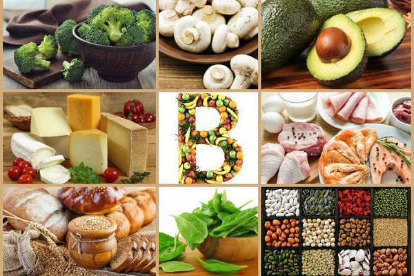 Vitamin B3, B6, B12 có tác dụng gì
