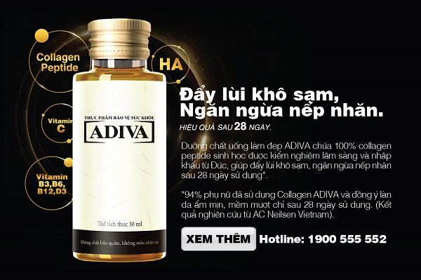 mua collagen ADIVA