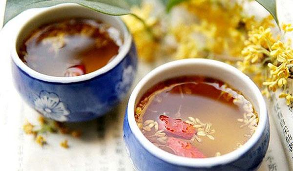 trà chữa bệnh dạ dày